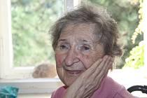 Ludmila Ondrušková se právě chystá v Krnově oslavit významné životní jubileum devadesát let.