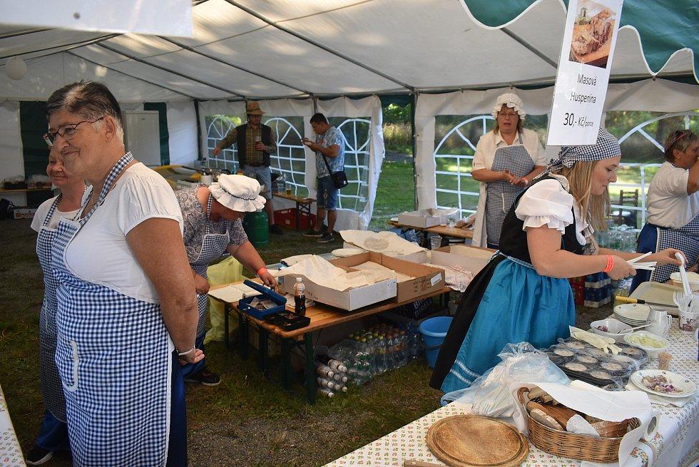 Září 2021: Gastrofestival Ochutnej Osoblažsko přilákal do Osoblahy gurmány i šestnáct soutěžních týmů.