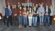 Nejlepší sportovci okresu Bruntál za uplynulý rok 2017.