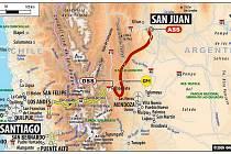 Venku z Rallye Dakar 2010 už je posádka Tatry 545 Martina Kolomého, Zbyňka Kotála a René Kiliána.