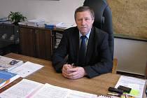 Milan Horna, ředitel Úřadu práce v Bruntále.