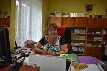 Starostka  Roudna Dagmar Staňková.