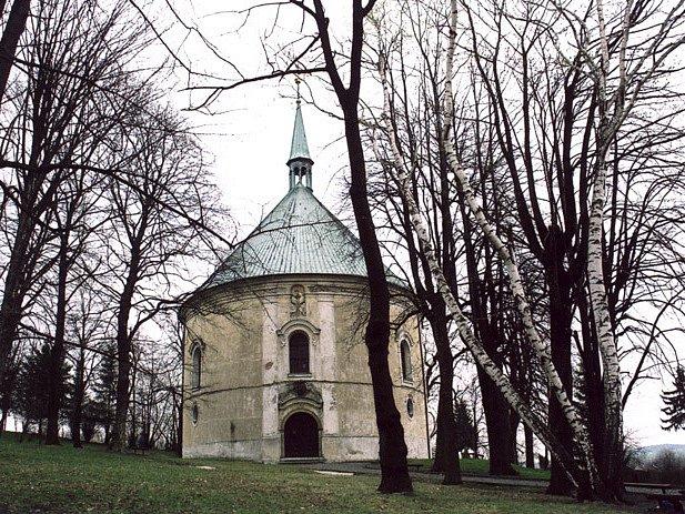 Kaple v Lipkách.