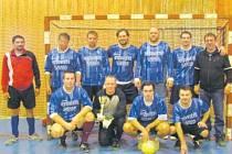 Vítěz Bruntálského bodla se stali v sobotu v bruntálské sportovní hale fotbalisté Dynama Ryžoviště.