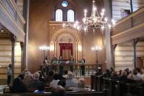 Krnovská synagoga. Ilustrační foto.