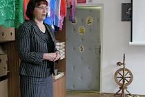 Organizátorka Martina Kvapilová.