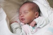 Maruška Kališová, narozena 7.2.2010, váha 2,59kg, míra 45cm, Krnov. Maminka Hana Kališová.