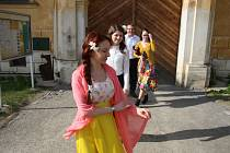 Novou sezónu na zámku Slezské Rudoltice zahájila výstava fotografa Romana Vranky a koncert sopranistky Markéty Schaffartzik, houslistky Anny Kvěchové a klavíristů Jiřího Kutálka a Magdaleny Szuba.