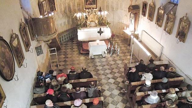 Dubnice otevírá svůj kostel jen několikrát do roka. Sbory Legato a Staccato zde zazpívají v sobotu 21. února od 17 hodin.
