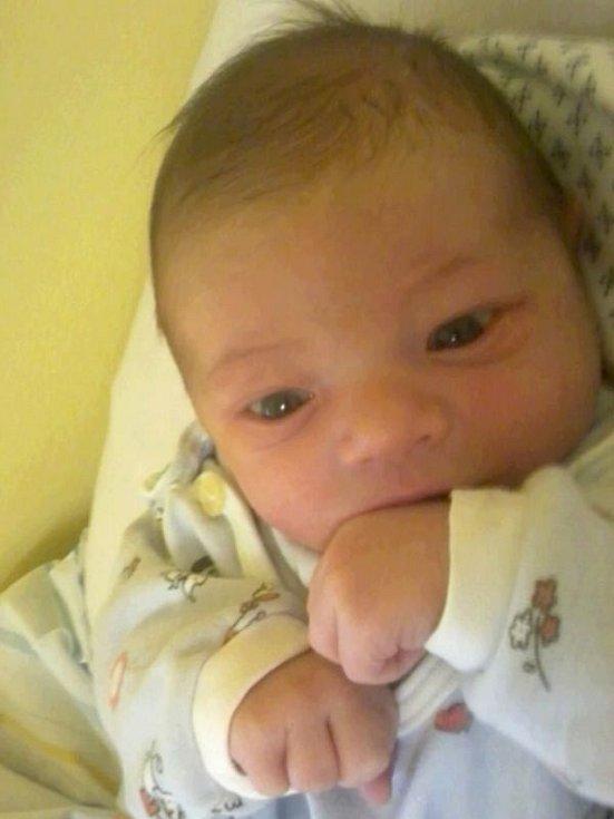 Jmenuji se ATANASIOS NIKU, narodil jsem se 23. října. Při narození jsem vážil 3660 gramů a měřil 51 centimetrů. Moje maminka se jmenuje Andrea Tošenovjanová a můj tatínek se jmenuje Michalis Niku. Bydlíme v Krnově.