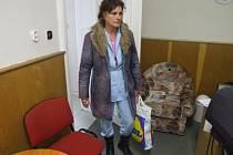 Dana Nevřelová z Krnova přišla o byt a pak na vlastní kůži poznala krutý život bezdomovce.