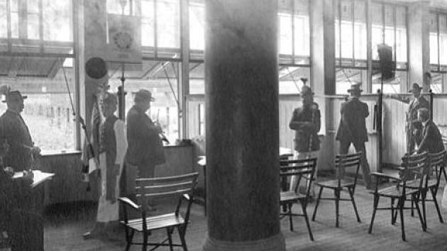 Střelecký dům v Krnově je asi nejznámějším dokladem spolkové činnosti ve městě. O krnovských spolcích se více dozvíme 31. ledna od 18 hodin ve Flemmichově vile.