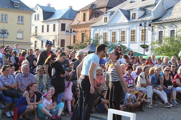 V Bruntále proběhly třídenní oslav Dny města Bruntálu.
