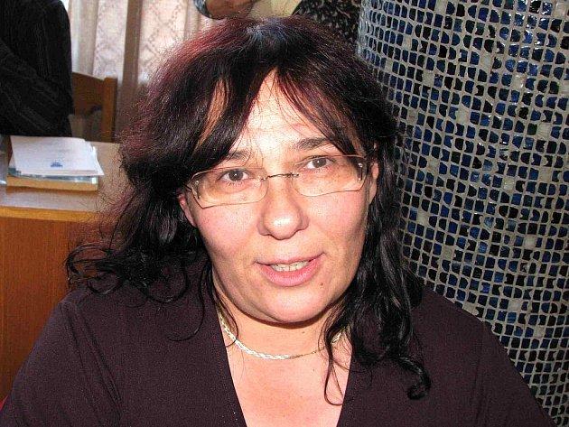 Jana Franková. Bruntálská zastupitelka z uskupení BRUNTÁL 2010 je novopečenou ředitelkou Střediska volného času Bruntál.