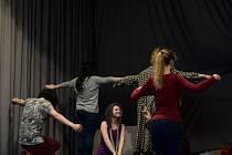 Červiven ve středu 23.  listopadu od 18 hodin představí v divadélku pedagogické školy svou novinku  s názvem Jde o princip. Jdedná se o dramatizaci knihy Fredricka Backmana Muž jménem Ove.