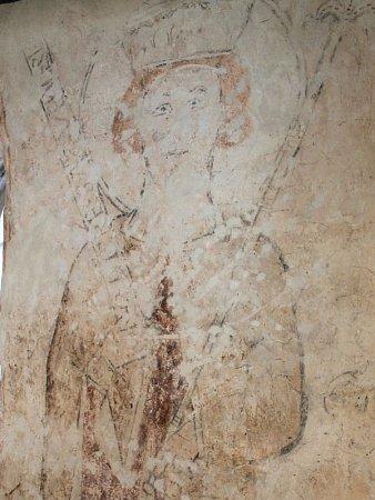 Soubor fresek ze 13.století patří knejdůležitějším objevům posledních desetiletí. Vrámci kraje jsou fresky nejstarším známým dílem nástěnného malířství. Restaurování obrazů nezměrné hodnoty vneděli 10.května od 10hodin zakončí děkovná mše.