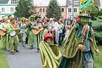 Setkání vodníků se odehraje v polovině července v sedmi obcích u Slezské Harty.