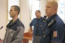 Ve vazební věznici v Ostravě pobývá Tomáš S. z Krnova od dubna. U soudu tvrdil, že zabitím partnerce nikdy nevyhrožoval.
