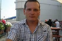 """Petr Koudelka, 35 let, Krnov: """"Jezdím jen rekreačně. Kilometry nepočítám a nemám na to ani ten přístrojek. Prostě, dokud můžu, jedu."""""""