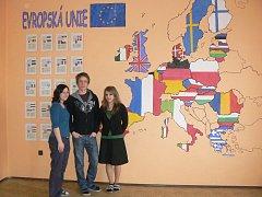 Studenti navštíví Evropský parlament. Jejich finančně nenáročný projekt skončil v republice na čtvrtém místě a přitom svojí originalitou zaujal stovky spolužáků.