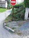 Hydrant v Břidličné.