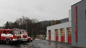 Vrbenští hasiči mají nové sídlo