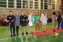 Mezinárodní den žen ve Městě Albrechticích. provázely módní přehlídky, barmanská ohnivá show i pánská striptýzově taneční skupina.