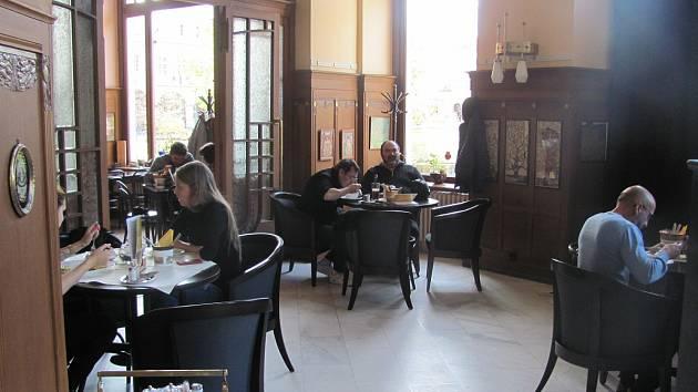 Radniční restaurant