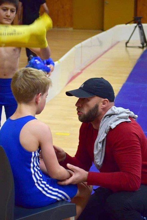 Mladí zápasníci Lokomotivy Krnov v té nejlepší republikové konkurenci předvedli, že opravdu patří k absolutní špičce.