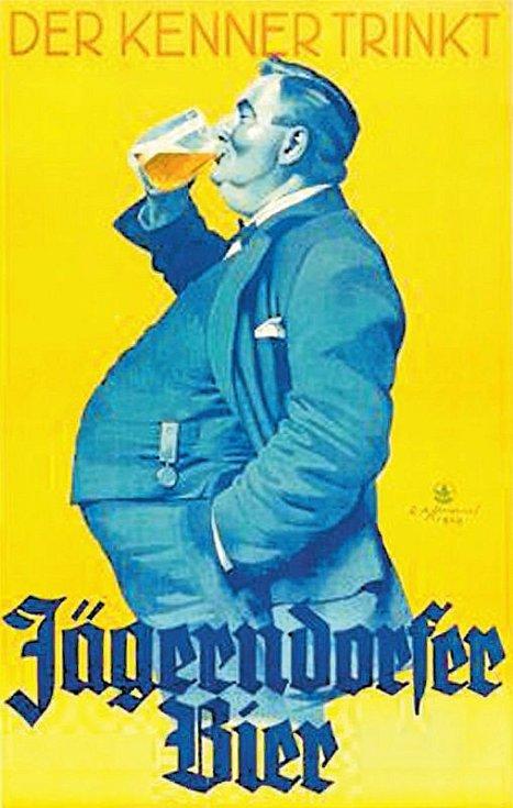 Assmannův Znalec krnovského piva z roku 1926.