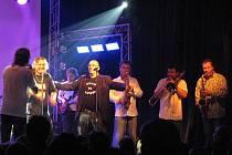 J.A.R. oslavili dvacetiletí svého hraní koncertem v krnovském Kofola music clubu 28. listopadu 2009.