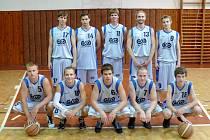 Basketbalové mužstvo z Krnova ukázalo, že se silného soupeře nebojí a předvedlo kvalitní zápas plný boje.