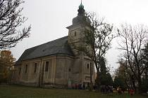 Kostel Nanebevzetí Panny Marie ve Starém Městě.