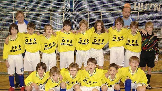 Výběr OFS je tím nejlepším fotbalovým mládím v našem regionu.