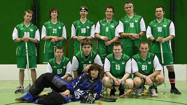 Krnovští florbalisté se snaží o rozvoj svého sportu, zapojují do aktivit mládež.