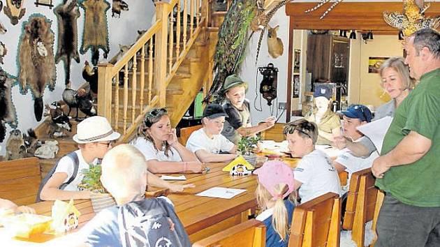 Národní finále 47. ročníku soutěže Zlatá srnčí trofej bude opět za účasti dětí z našeho okresu.