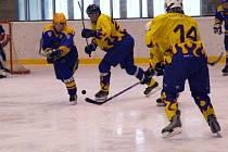 Hokejisté Krnova ukončili letošní sezonu první juniorské ligy. S výsledky mohou být spokojeni.