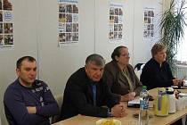 Delegace z Podkarpatské Ukrajiny navštívila v České republice střediska Slezské diakonie.