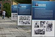 U památníku geniálního architekta Leopolda Bauera se odehrál koncert Dechového orchestru mladých DOM Krnov. Krnovští muzikanti tímto způsobem připomněli 80 let od úmrtí slavného rodáka.