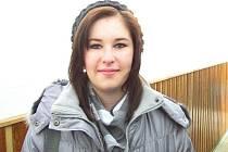 Lenka Kuchařová, 16 let, Svobodné Heřmanice: Sci-fi, romány, fantasy... 0bvykle jsem inspirovaná filmy, které vidím dřív, než si přečtu knihu. Celkem se o tyto nadpřirozené věci i zajímám.