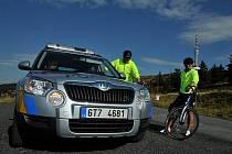 Již několik týdnů mohou obyvatelé Krnova vidět pořádkové policisty na jízdních kolech, které jim zakoupilo město.