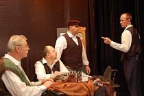 Šest her nastudovala od svého založení v roce 2006 divadelní ochotnická společnost Severské Pradivadlo z Rýmařova.