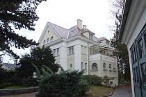 Flemmichova vil patří k architektonickým skvostům Krnova.