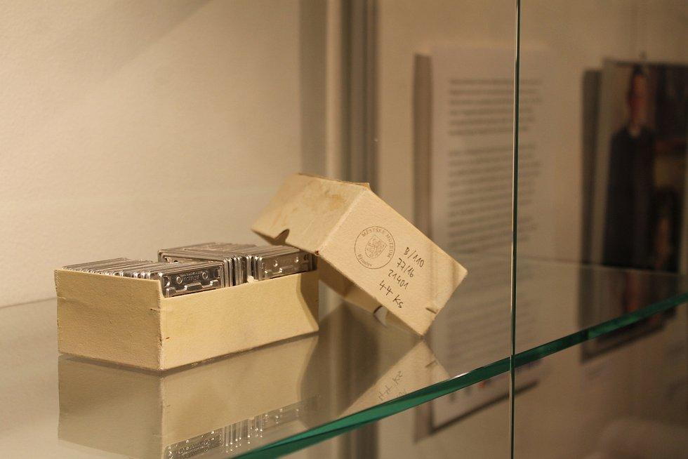 Návštěvníci rýmařovského muzea během výstavy s názvem Zahrada Františka Vaňáka vzpomínali jak na doktora Františka Vaňáka, tak na podobu Rýmařova před desítkami let.