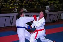 Štěpánka Šajnarová vybojovala na mistrovství republiky mládeže bronzovou medaily.