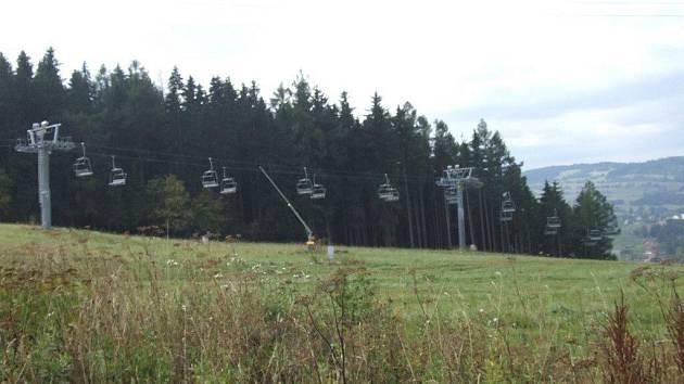 Plánovaná výstavba Ski areálu ve Václavově vyvolala rozporuplné reakce.