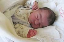 Michal Suchý se narodil 14.března 2012, při narození vážil 3445 gramů a měřil 50 centimetrů, Krnov