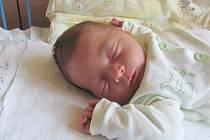 Matěj Keprt, 20. srpna 2011 , 3480 gramů, 49 centimetrů. Rodiče: Veronika Keprtová, Luděk Keprt, Krnov
