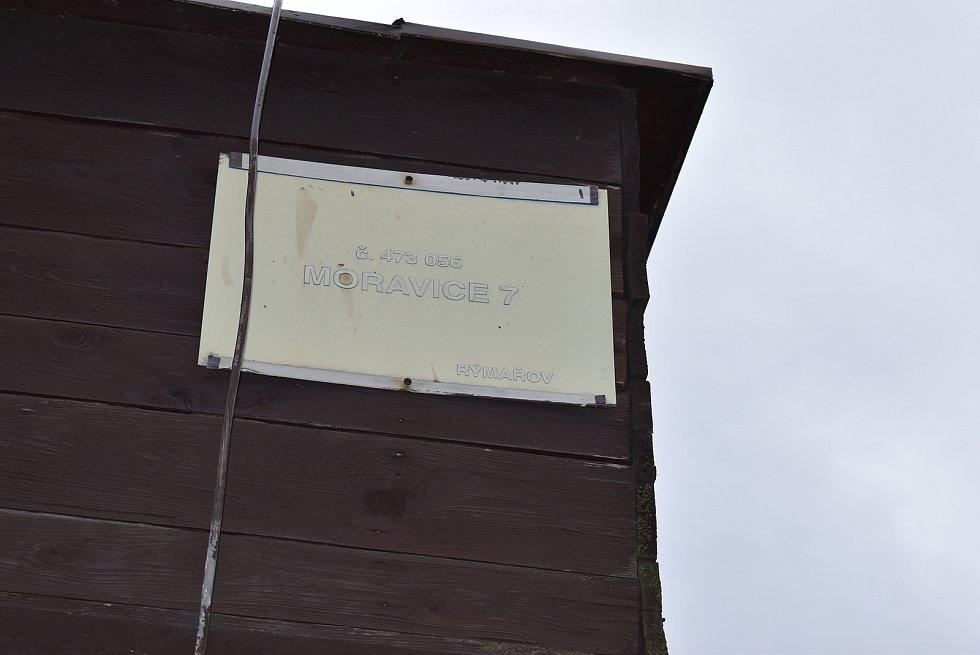 Moravice a její okolí, pondělí 29. června 2020.