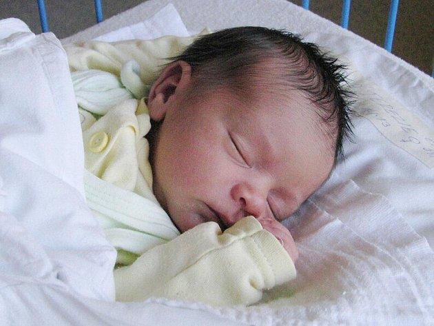 Terezka Hekelová, narozena 14.9.2010, váha 2,275kg, míra 45cm, Lomnice Tylov. Maminka Marie Hekelová.